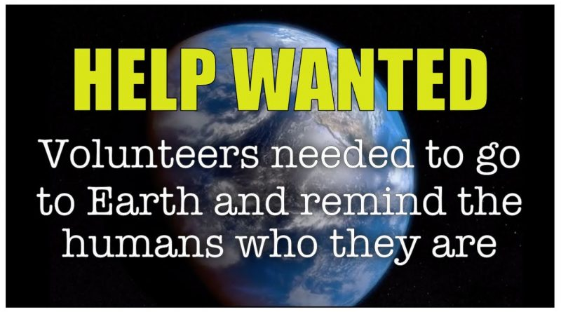 Planet Earth's Ascension and the role of Volunteers – Lightworkers, Starseeds, and Indigo's